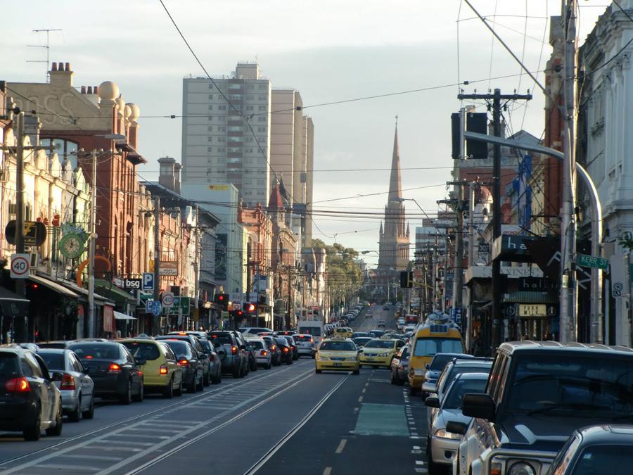 Brunswick-Street-Melbourne