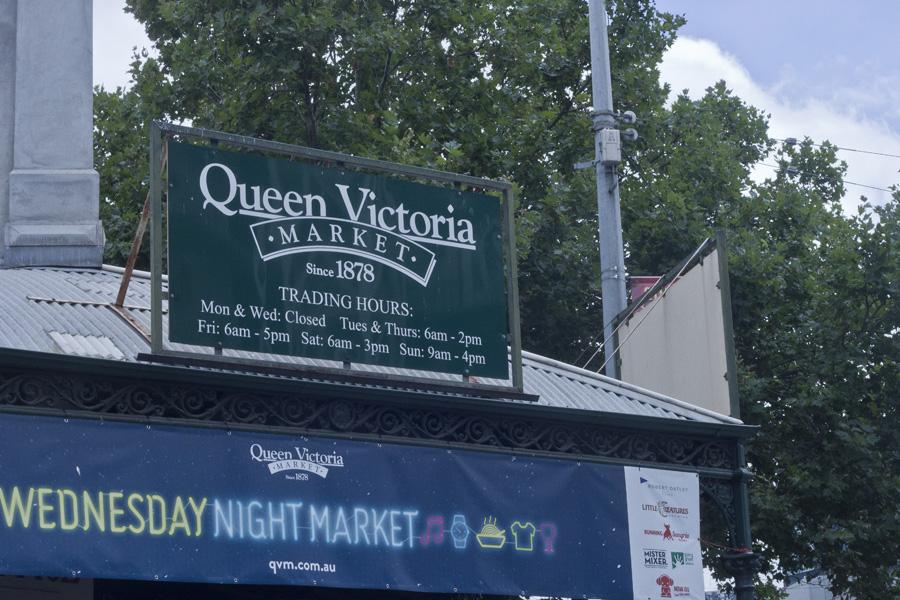 QueenVictoriaMarket